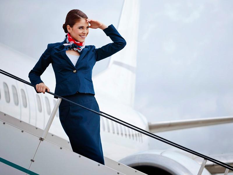 Resultado de imagen para azafatas un avion